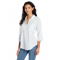 Italy 1970\'s Long Sleeve Retro Shirt 100% cotton